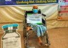 Kenali Nenek Bawang Lusang, penerima suntikan tertua di Malaysia. Ini kisahnya
